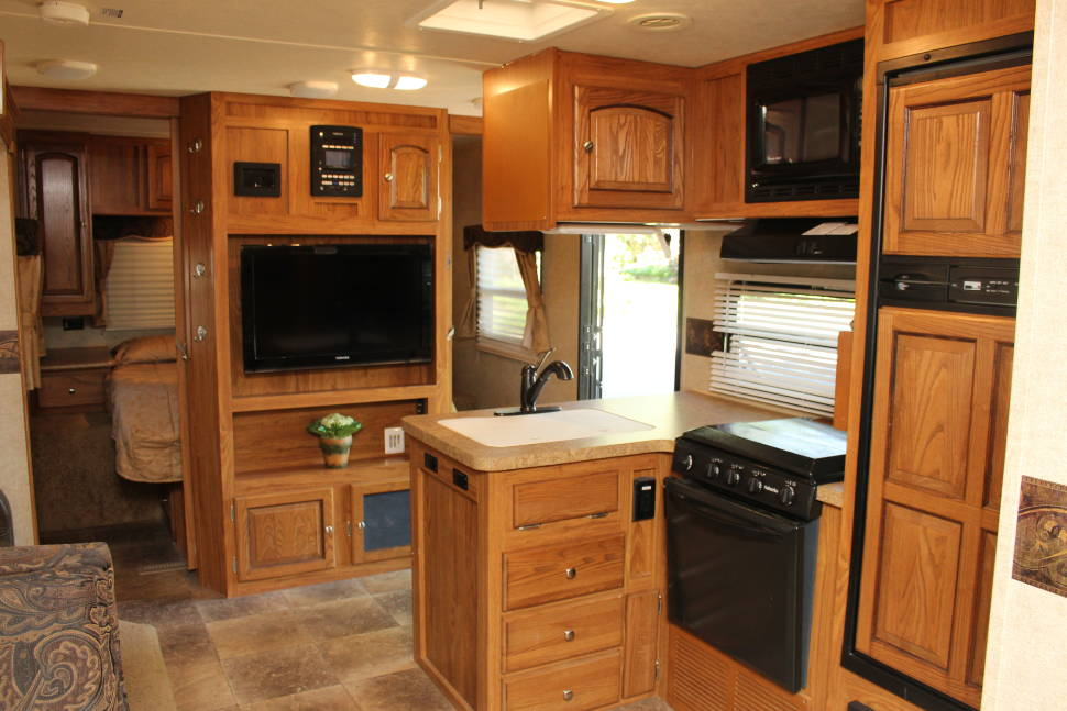 2012 Rockwood Signature Ultra-Lite - 2012 Rockwood Signature Ultra-Lite Bunkhouse