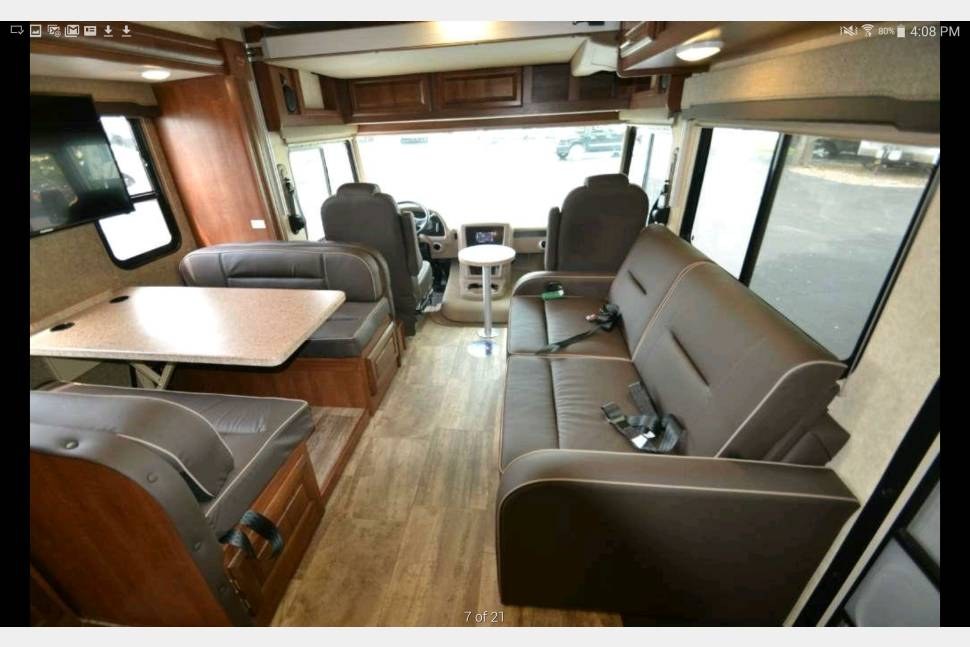 2016 Georgetown - 2016 NEW CLASS A GEORGETOWN GT3 WITH BUNKS