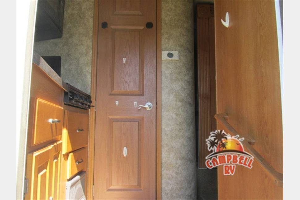 2006 Ford Coachman - Andalusian Touring Spain