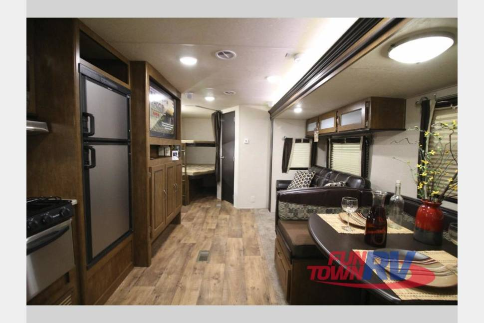 2017 Forest River Wildwood 27DBK - West Texas Oasis