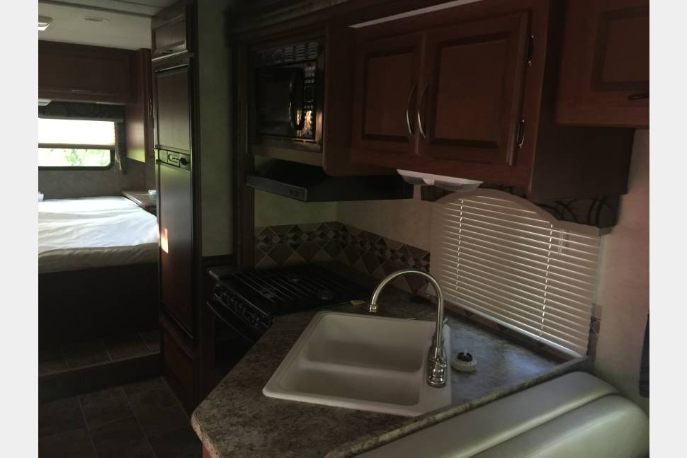 2012 Thor Motor Coach - Home Away from Home