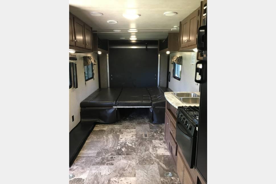 2017 Heartland Pioneer RG22 - Adventure Unlimited