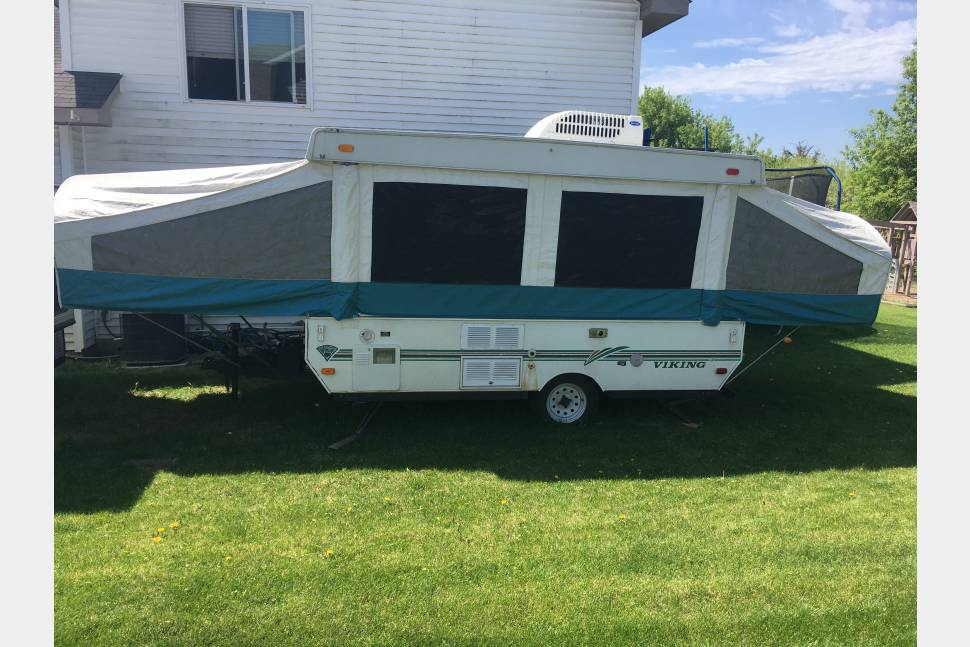 2009 Viking - Pop up Viking camper
