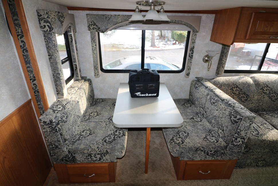 2004 Coachmen Aurora - Exceptionally clean RV with low miles and excellent operational condition. This Aurora model is perfect for a small family or group and features a broad range of ammenities and options
