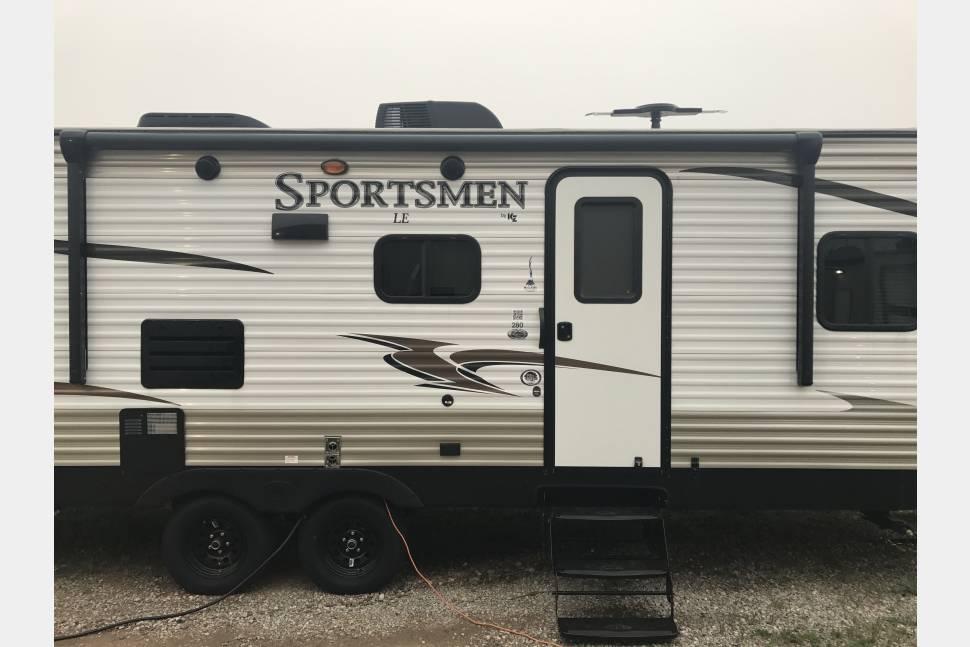 2017 KZ Sportsmen 280 LE - All New Sportsmen!