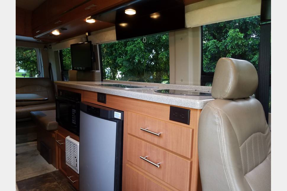 2012 Mercedes ERA 170X - Mercedes RV Elegance, Comfort & Fun All-In-One