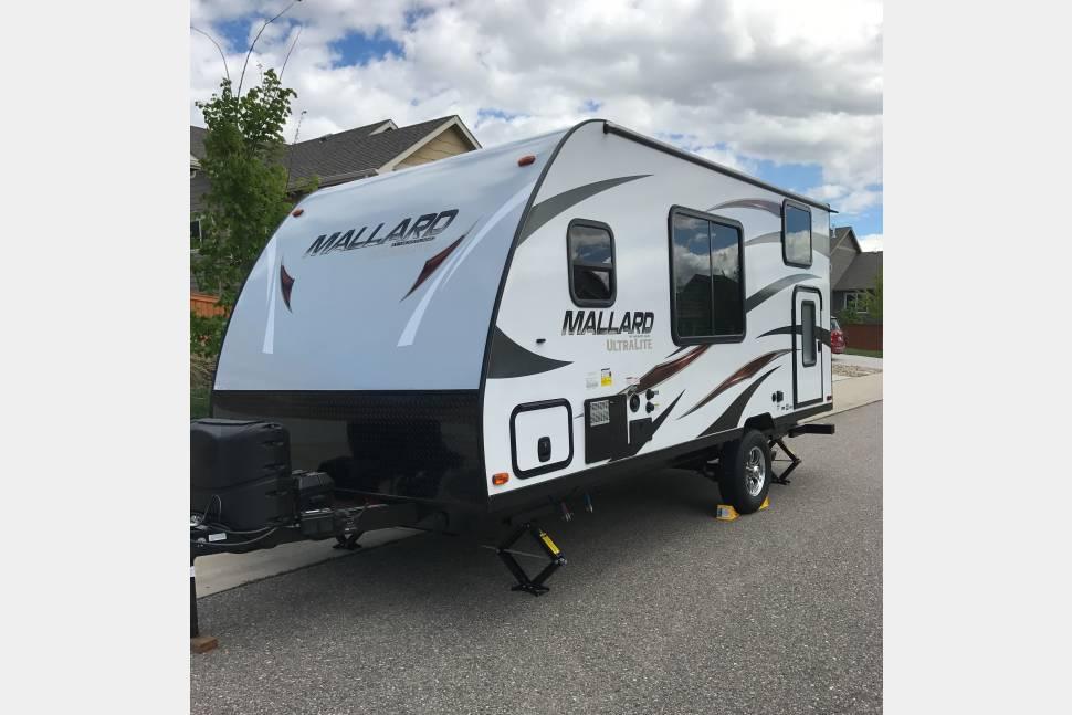 2018 Heartland Mallard M185 - Brand New 2018 Heartland Mallard M185
