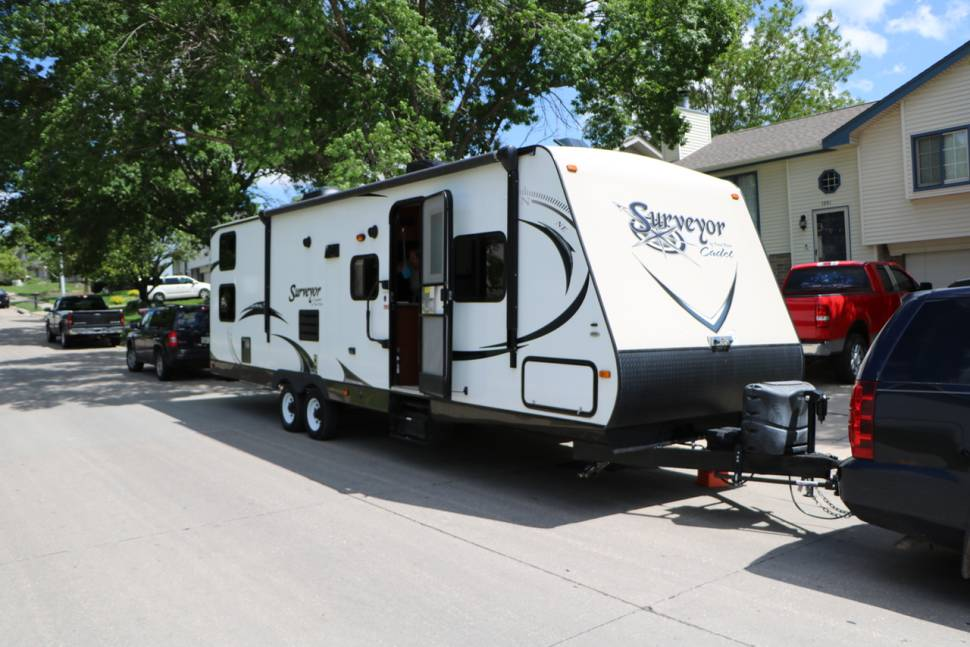 2014 PERFECT FAMILY RV - We've Thought Of Everything! - Perfect RV for Families - Bring your clothes and GO!