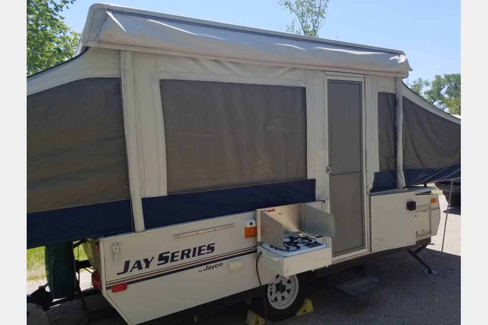 2005 Jayco - 2005 Jayco Pop-Up Camper