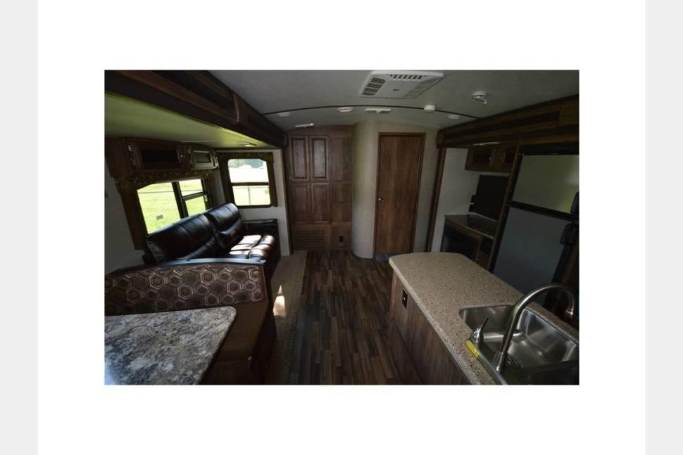 2016 Keystone Cougar 34TSB - Keystone Cougar 34tsb Family FUN!