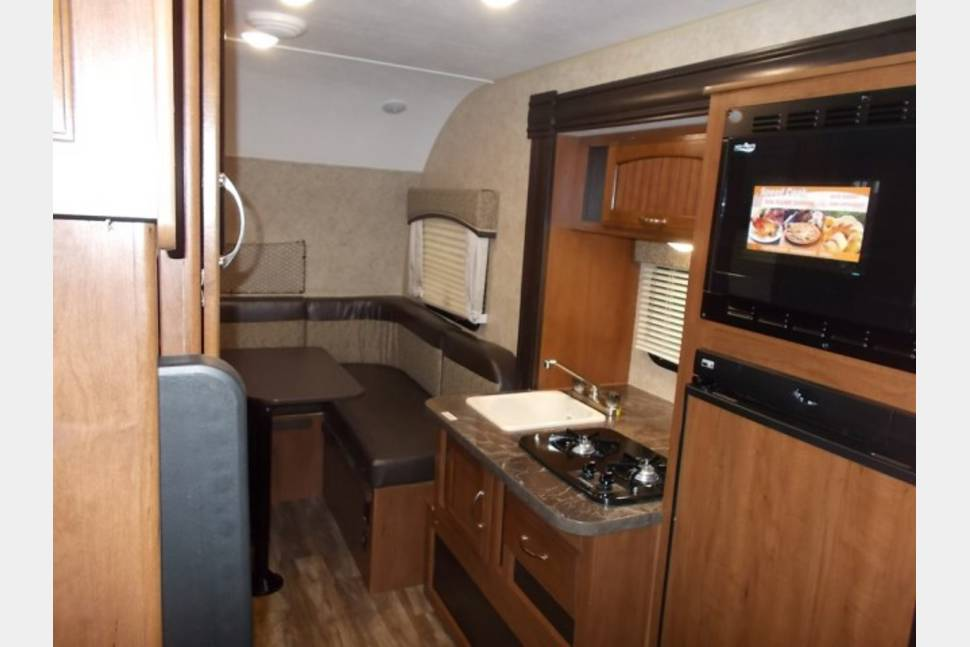 2017 Jayco Hummingbird - Easiest to travel with Travel Trailer
