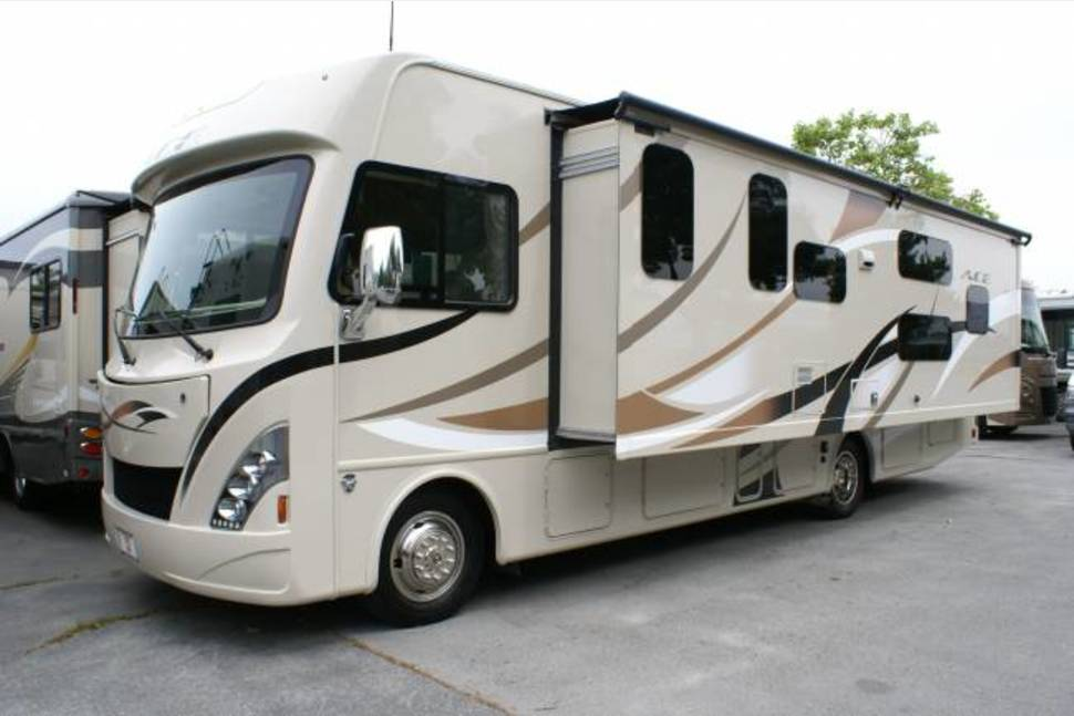 2017 Thor Ace - Home away from home!