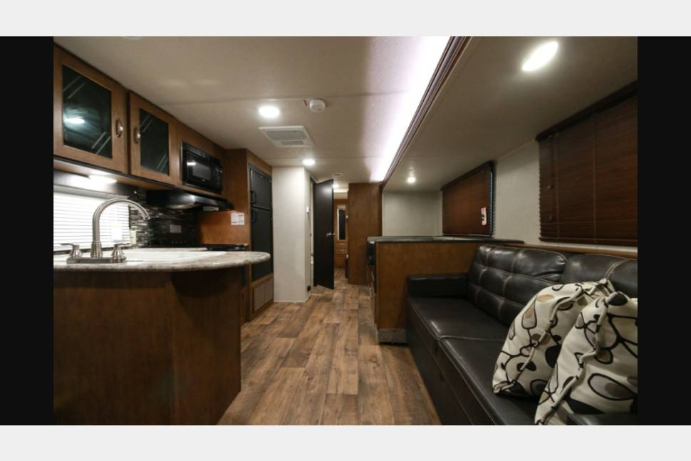 2016 Forest River Salem 282QBXL - The Rankin's Home Away from Home