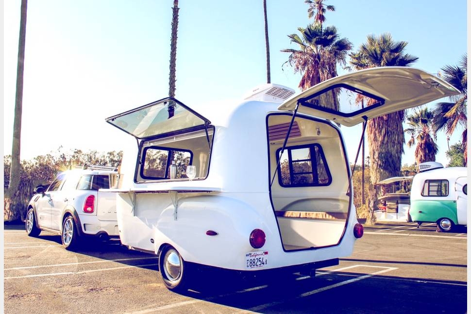 2016 Happier Camper Hc1 Events Only Rv Rental In Los