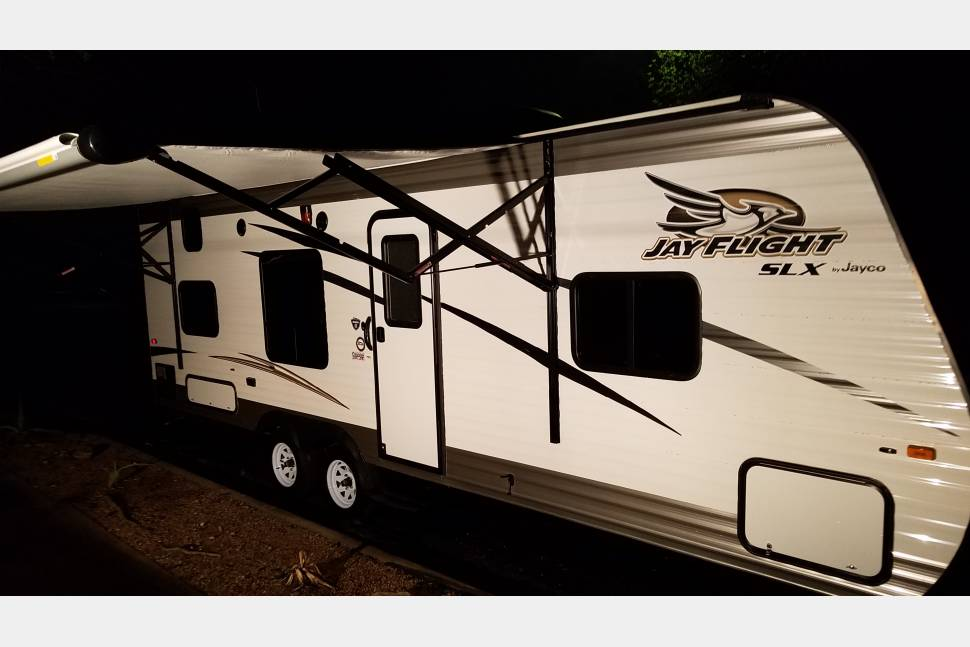 2016 Jayco Flight SLX - Jayco Flight