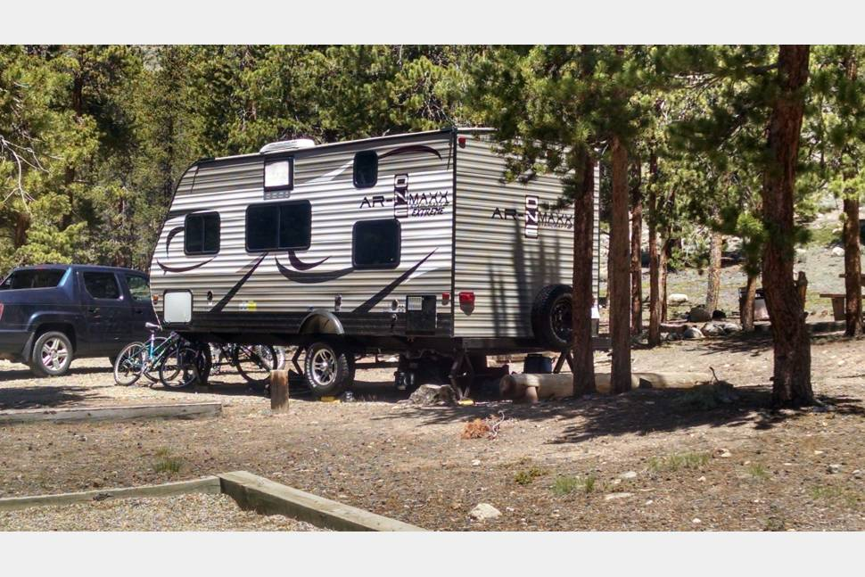 2017 New Camper With Bunk Beds And Light Weight Rv Rental