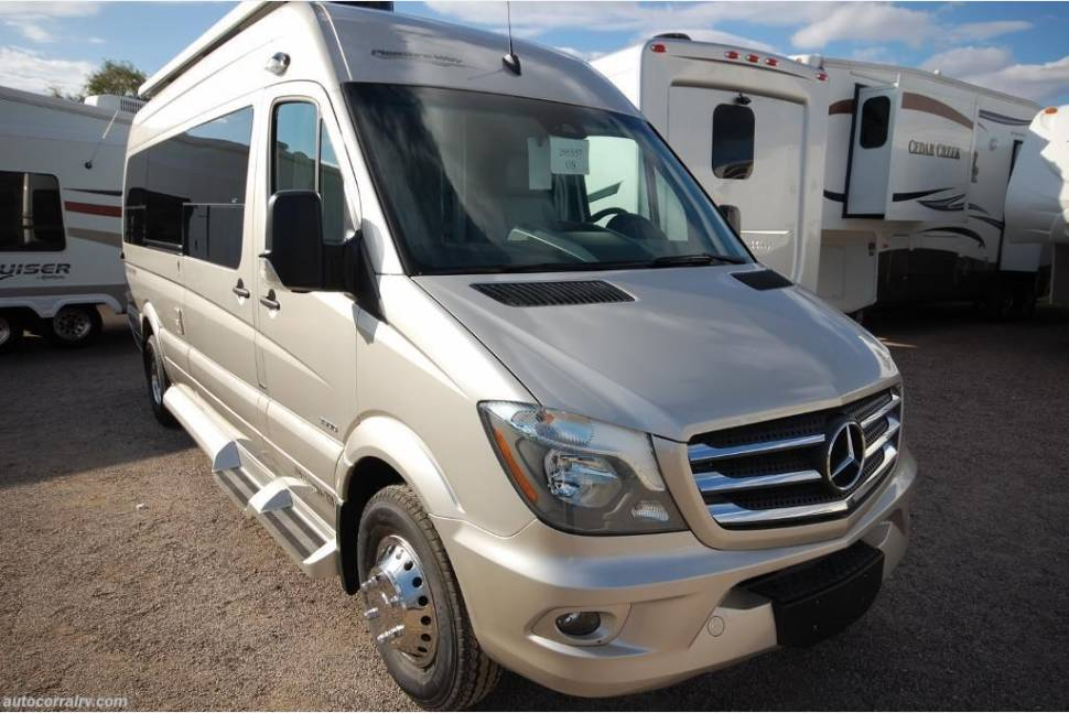 2017 mercedes sprinter rv rental in oklahoma city ok for Mercedes benz rv rentals