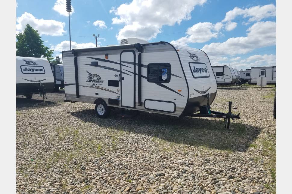 2017 Jayco 174bh - Brand new!!!! 2017 jayco 174bh!! Super lite only 2890lbs