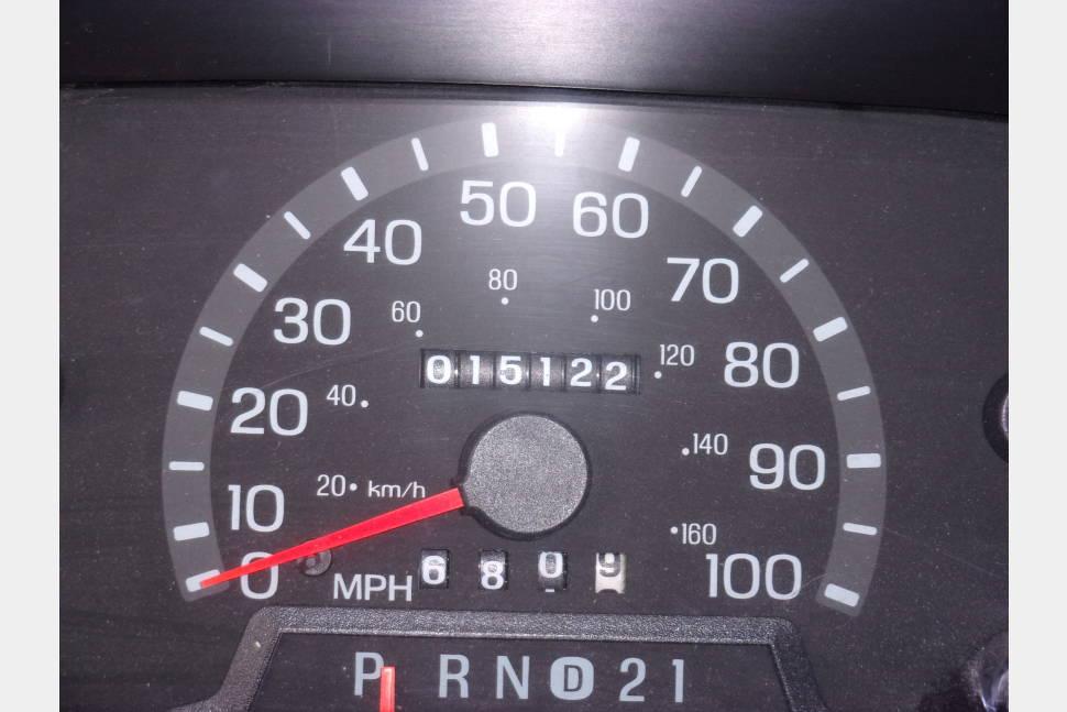 1998 Sprint Shasta - Lamont Weekender