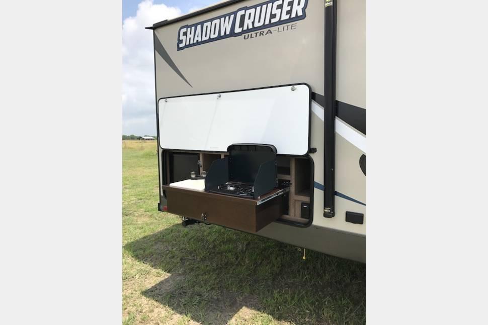 2017 Shadow Cruiser Ultra Light - 2017 Shadow Cruiser Ultra Light