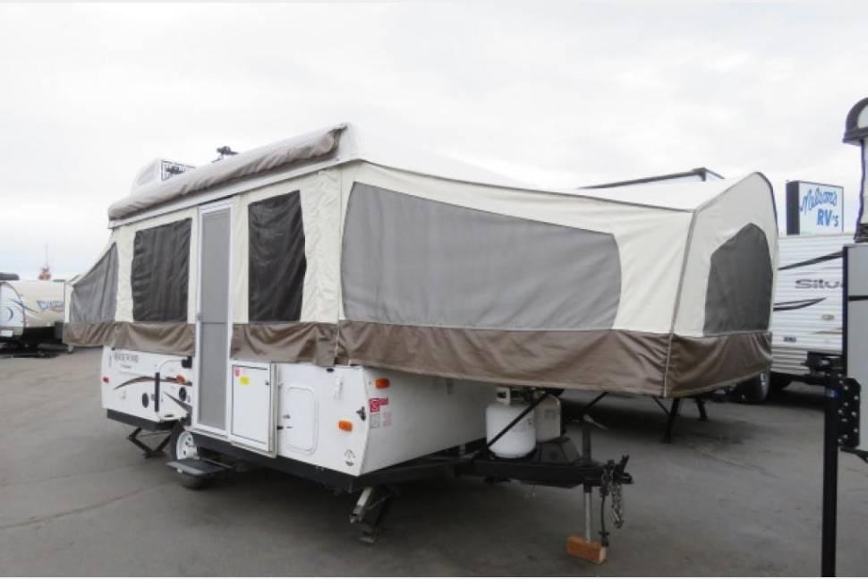 2015 Forest River Rockwood - 2015 Forest River Rockwood Freedom pop-up popup tent trailer