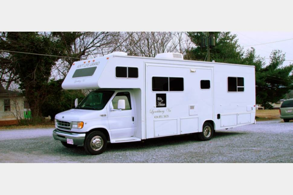 2003 Ford /jayco - Ain't Life Grand ;