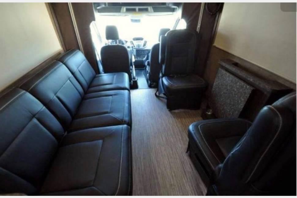 2016 Coachmen Orion BEST DEAL Class B + - Easy Ride Rv B+ C UNLIMITED MILES *TAKE IT EASY