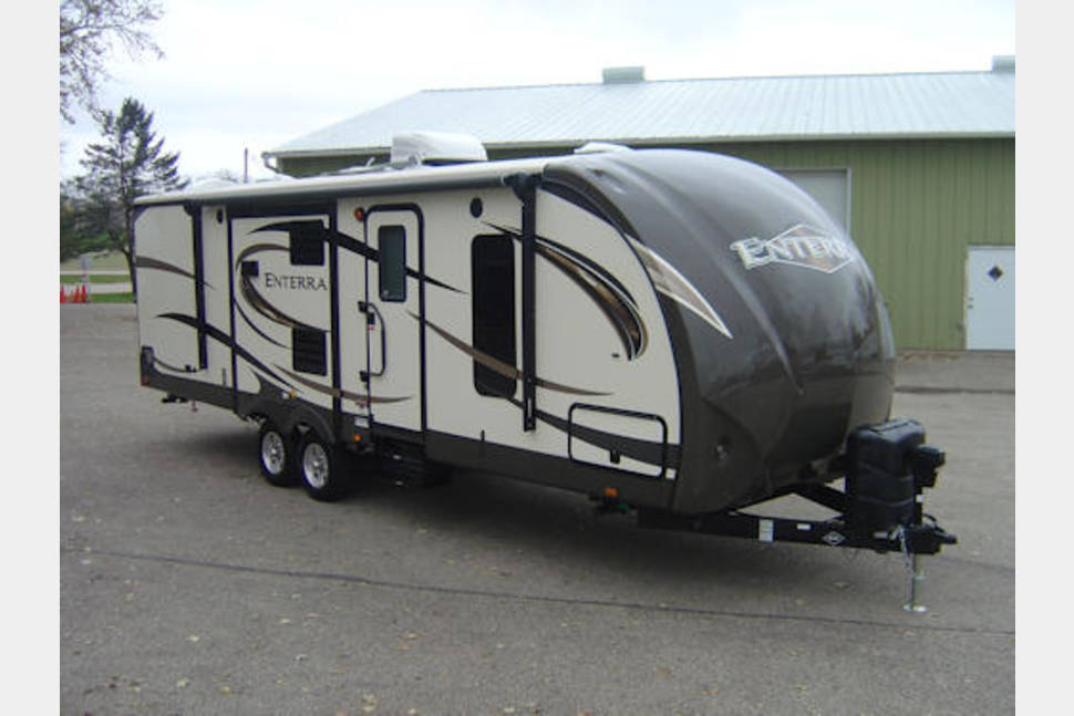 2014 Cruiser RV - Enterra 29RBS - Beach Ready RV!