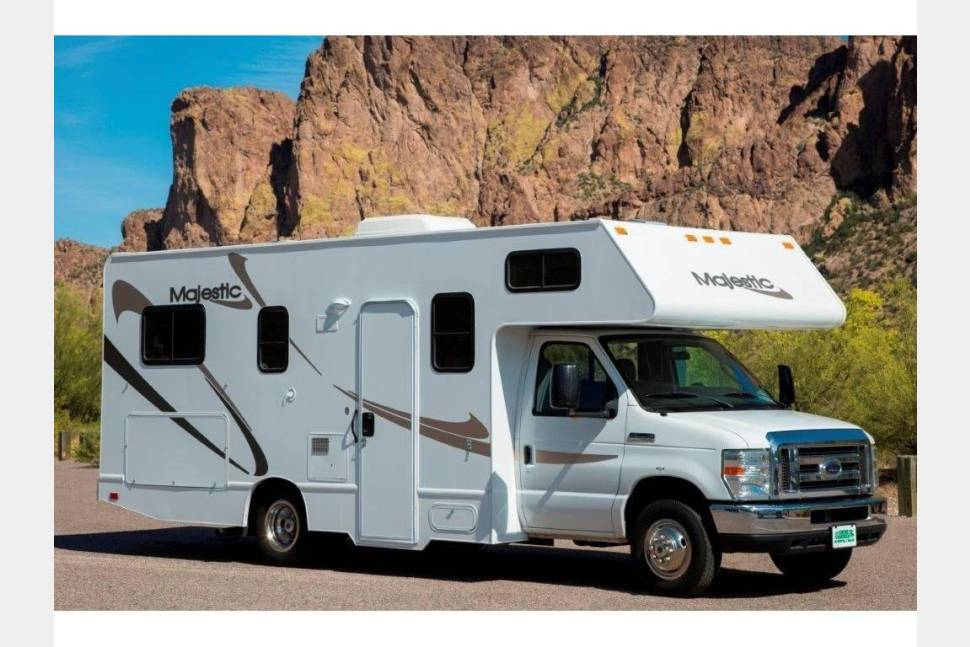 2012 Four Winds Majestic 23A - The easy to drive safely RV!