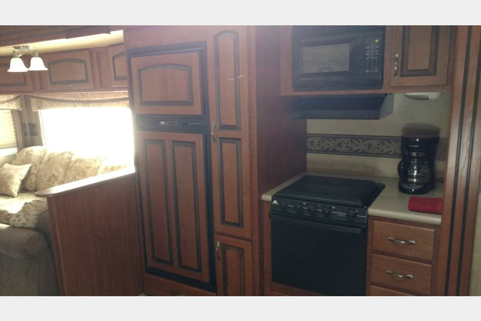 2011 Jayco Eagle 5th Wheel - Weekly Warrior