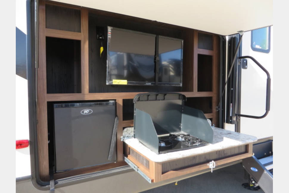 2017 Keystone Sprinter - Sprinter Haus