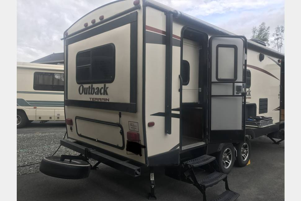 2015 Keystone Outback 250trs - My travel trailer is your best choice for your next trip !