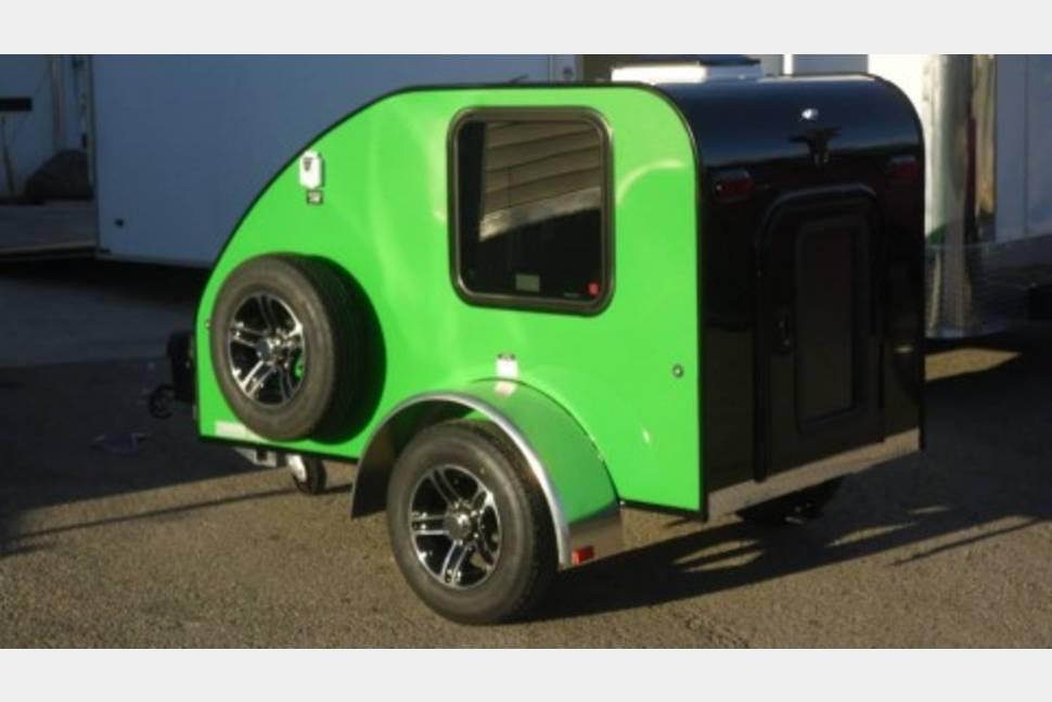 2014 Micro-Lite Twist TR7, RV Rental in Grand Rapids MI ...