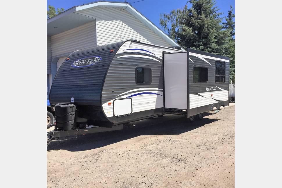 2018 Aspen Trail 2750 BHS - Our Home away from Home