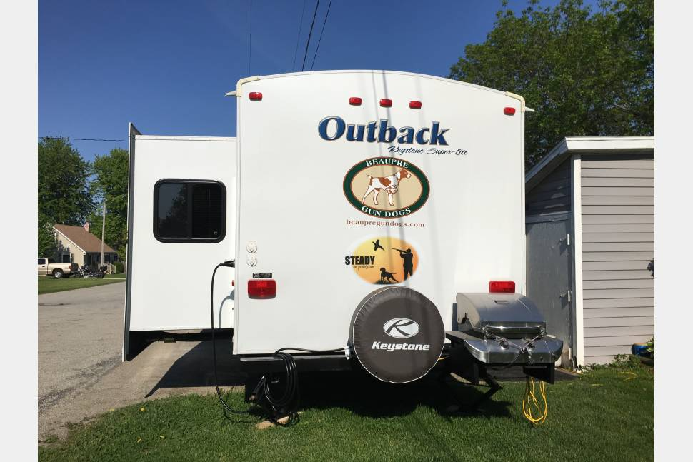 2013 Keystone Outback - Outback For EAA ONLY