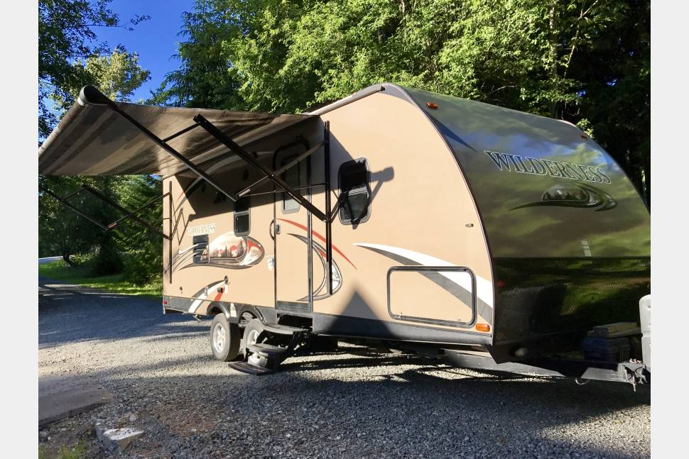 2015 Heartland Wilderness 2250bh - Pacific Northwest Getaway!!