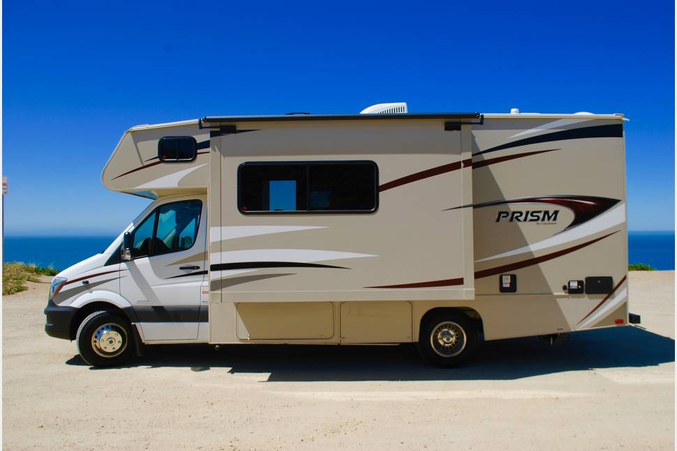 2018 Mercedes Prism Turbo Diesel RV2