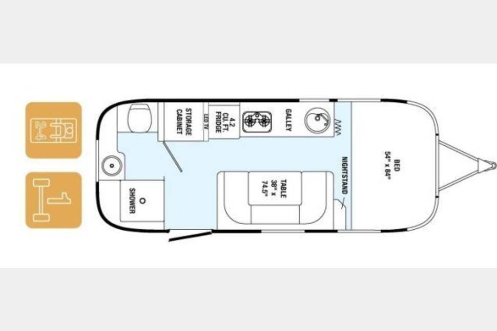 2016 Airstream Sport 22 - 2016 Airstream Sport 22