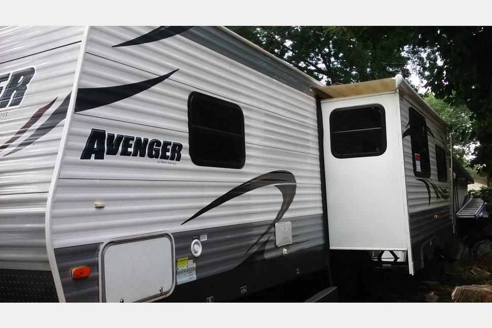 2012 Forest River Avenger - Ward's Avenger