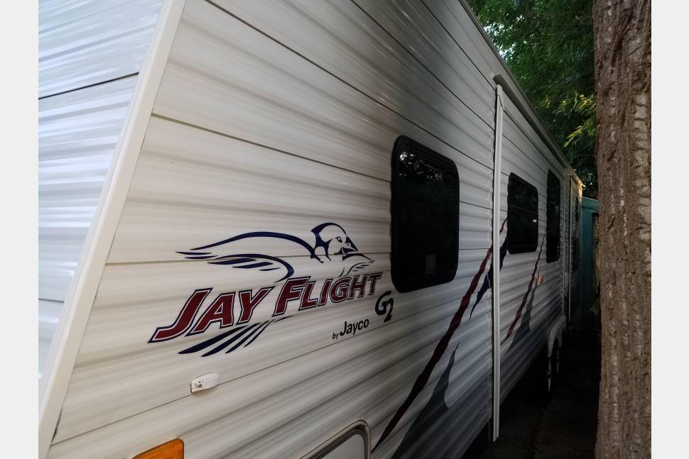 2008 Jayco Jflight - Great Times Ahead!