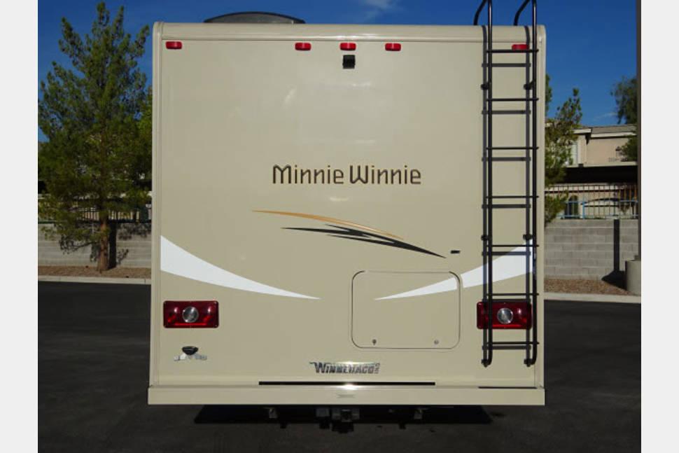2016 Winnebago Minnie Winnie - KR16 - The