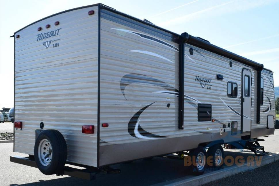 2017 Keystone Hideout - 27 Foot Travel Trailer is great for family vacations