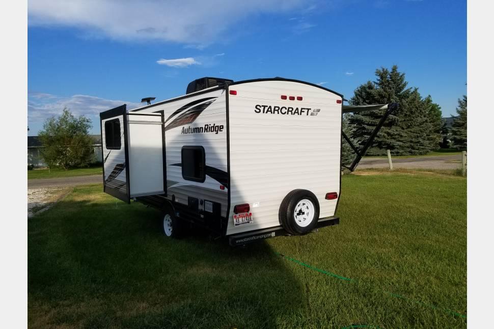 2018 Statecraft Autumn Ridge - Staley's vacation Stallion