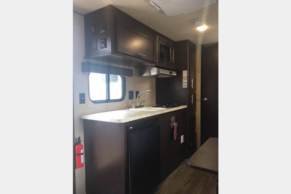 2017 Forest River Wolf Pup 16BHS - Perfect RV for Small Family