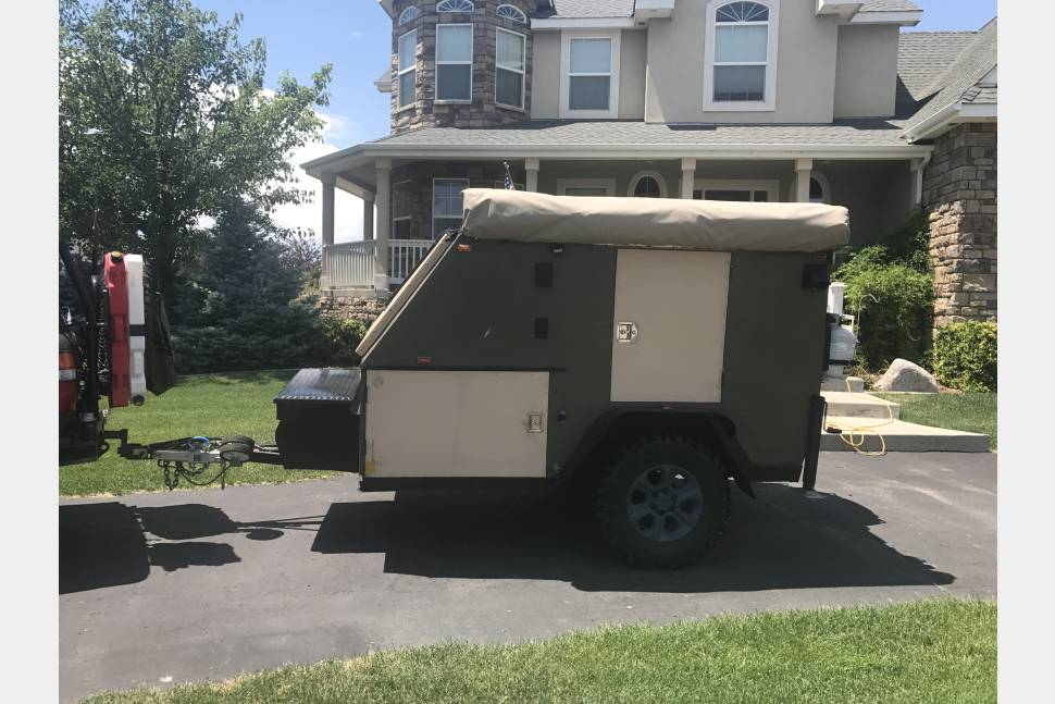 2013 One Of A Kind - One of a kind camper!