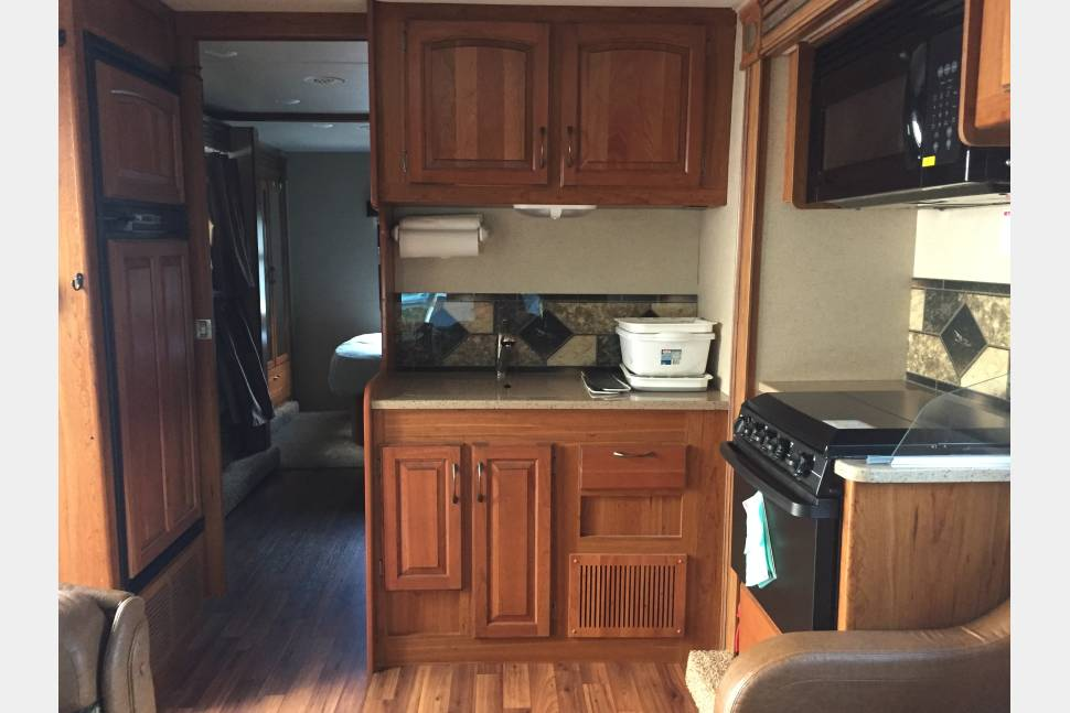 2016 Jayco Greyhawk 31FS - Our family vacation home on 4 wheels