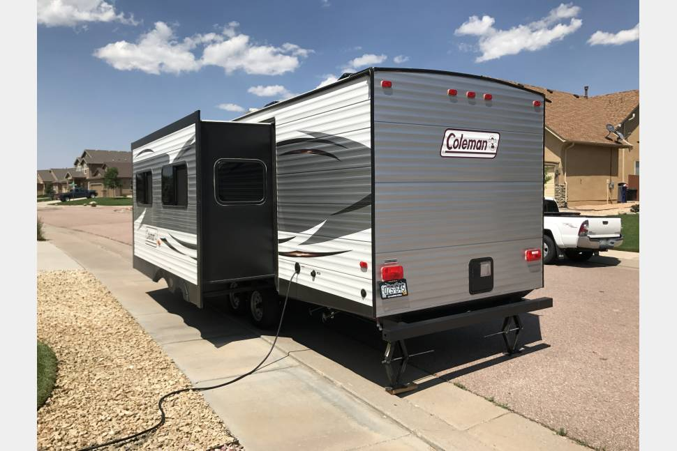 2017 Coleman CTS262BH - The Memory Maker