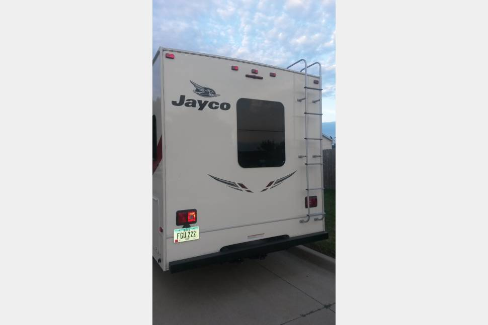 2017 Jayco Redhawk 31XL - The King's Kickin' Kamping Machine