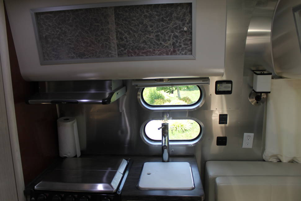 2014 Airstream International (Serenity) - The Nutshell
