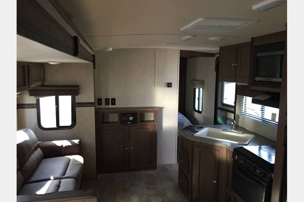 2015 Palomino Solaire Ultra Lite - Home Sweet Home
